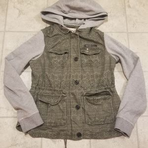Triple 5 Soul Green/Grey Jacket
